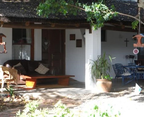 Well-known guest house in the Cederberg area