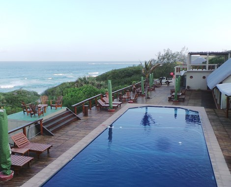The place for a new Hotel experience in Southern Mozambique!