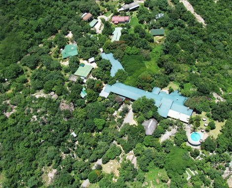 Resort with great potential on 166 hectares near White River and Numbi Gate, Kruger Park