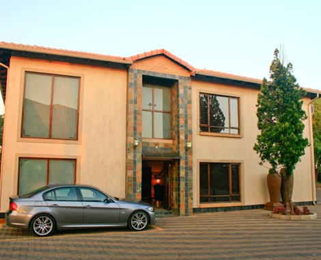 4 star Boutique Hotel for sale in Centurion